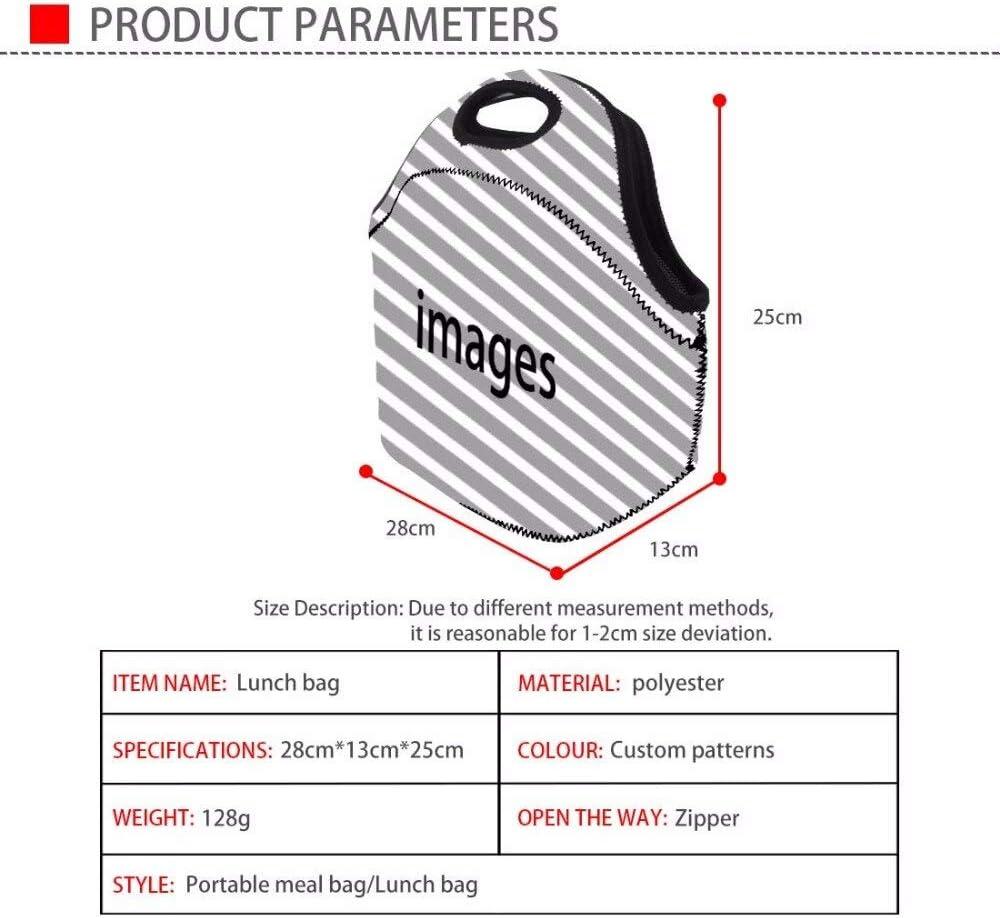 Built Lunch Bag 保温 ファッション ランチバッグ 子供 女の子 学校 クーラー ハンドバッグ かわいい犬 女性 食品ケース ST7263STFE