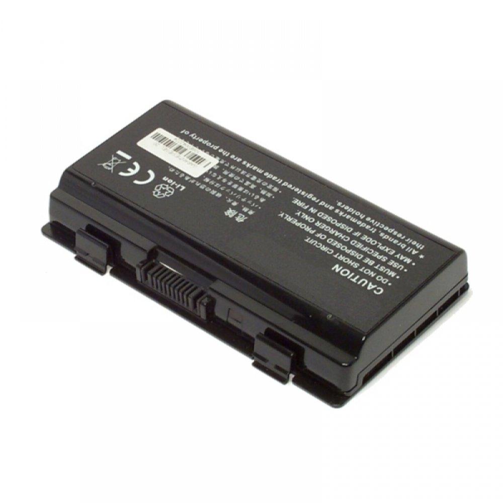Batería, LiIon, 4400 11.1 V, 4400 LiIon, mAh, color negro para Asus Pro52L 5cef9d