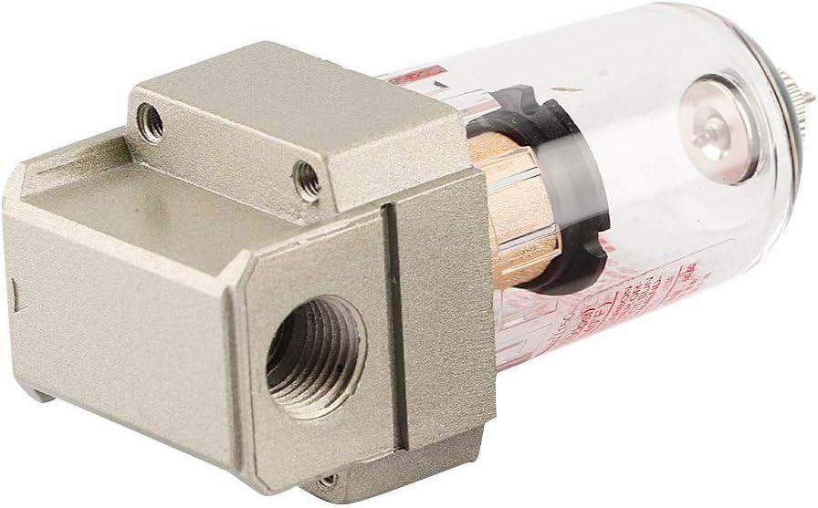 Universal Engine Oil Separator Catch Reservoir Can Oil Filter Baffled Suuonee Car Oil Separator