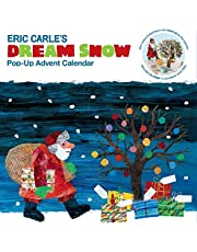 Eric Carle's Dream Snow: Pop-Up Advent Calendar