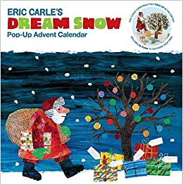 the world of eric carletm eric carles dream snow pop up advent calendar