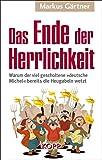Das Ende der Herrlichkeit: Warum der viel gescholtene 'deutsche Michel' bereits die Heugabeln wetzt