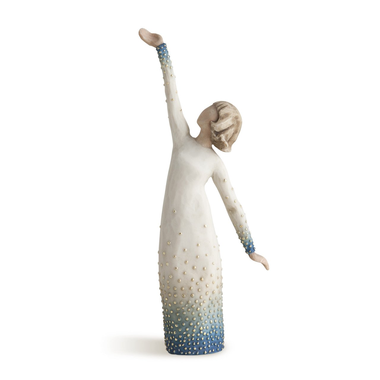 Willow Tree hand-painted sculpted figure, Shine