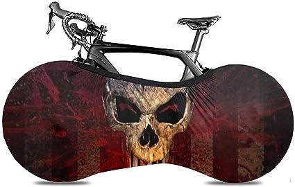 Bike Cover,Cubiertas De Bicicleta Personalizadas De Calavera De ...