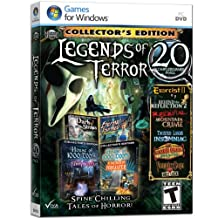 Mystery Masters: Legends of Terror
