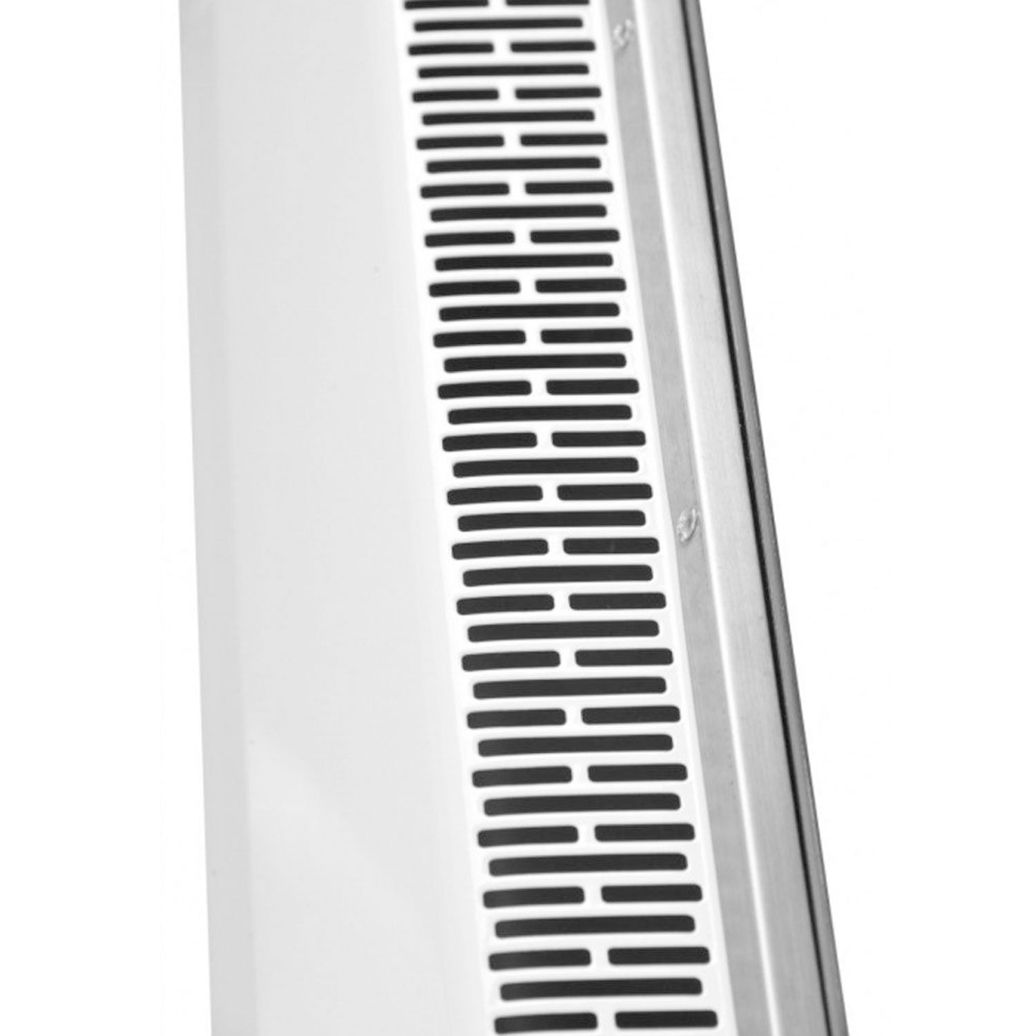 Hecht 2kW Electric Touch Screen Panel Heater with Remote Control 3621