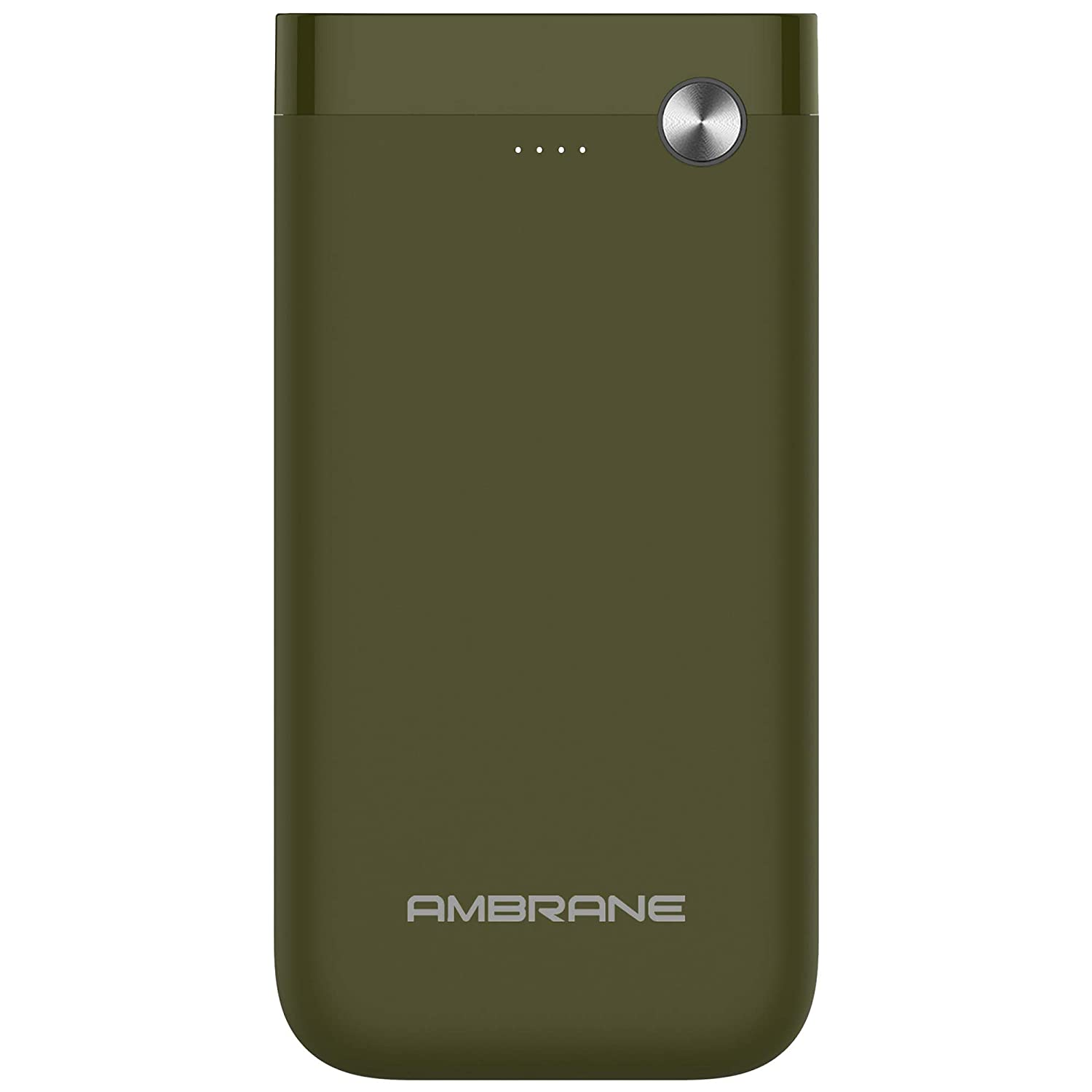 Ambrane 15000 Mah Lithium Polymer Power Bank With Micro/Type