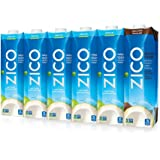 Zico Variety Pack, 33.8 Fluid Ounce (Pack of 6)