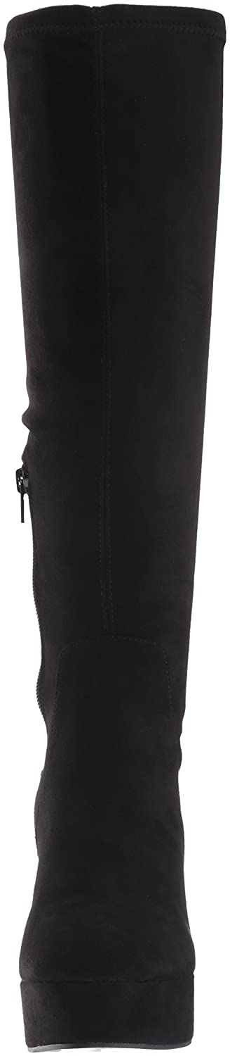 Chinese Laundry B0716X7PGW Women's Nancy Winter Boot B0716X7PGW Laundry 8.5 B(M) US|Black Suede 5d16c2