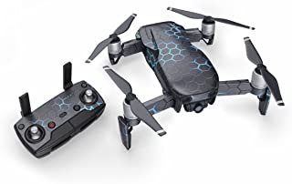 product image for EXO Neptune 51 Piece Decal Kit for DJI Mavic Air Drone - Includes Drone Skin, Controller Skin and 3 Battery Skin