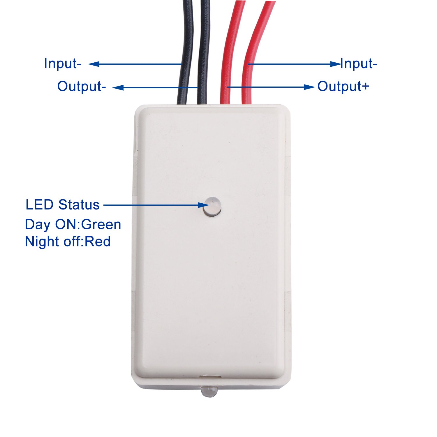 Deok Dc 5 12v Light Control Sensor Switch Day On Night Dusk To Dawn Wiring Diagram Electronics