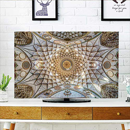 Philiphome Protect Your TV kashan Iran December Ornamental ceil of borujerdi torical House in kashan Iran Protect Your TV W19 x H30 INCH/TV 32