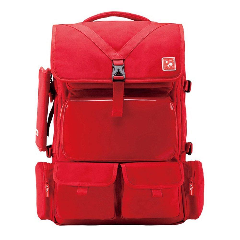 Dr.Bag UrbanTravel Backpack Up to MACBook Pro 17'' / Red Color