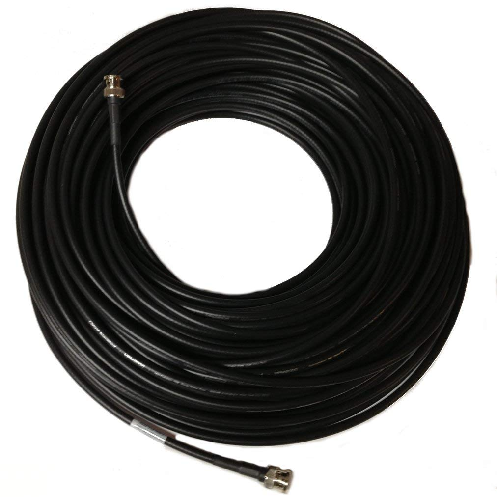 AV-Cables 200ft 3G/6G HD SDI BNC - BNC RG59 Cable - Black by AV-Cables (Image #2)