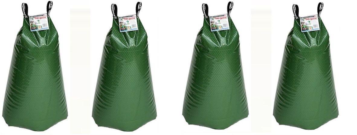 Treegator Tree Watering Bag - Drip Irrigator - 4 Pack by Tree Gator