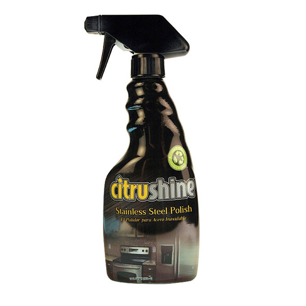 Bryson Home Appliance Citrushine Blue Stainless Steel Polish for window frame - 6 Pack by Bryson (Image #1)