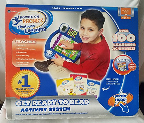 Ready Get System To Read Activity - Get Ready to Read Activity System by Zizzle
