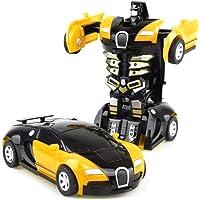 Sarplle Transformadores Robot Coche de Juguete RC Modelo