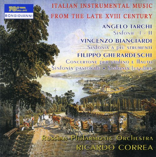 Italian Instrumental Music From the Late 18th Century