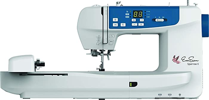 Best Embroidery Sewing Machine For Home Use