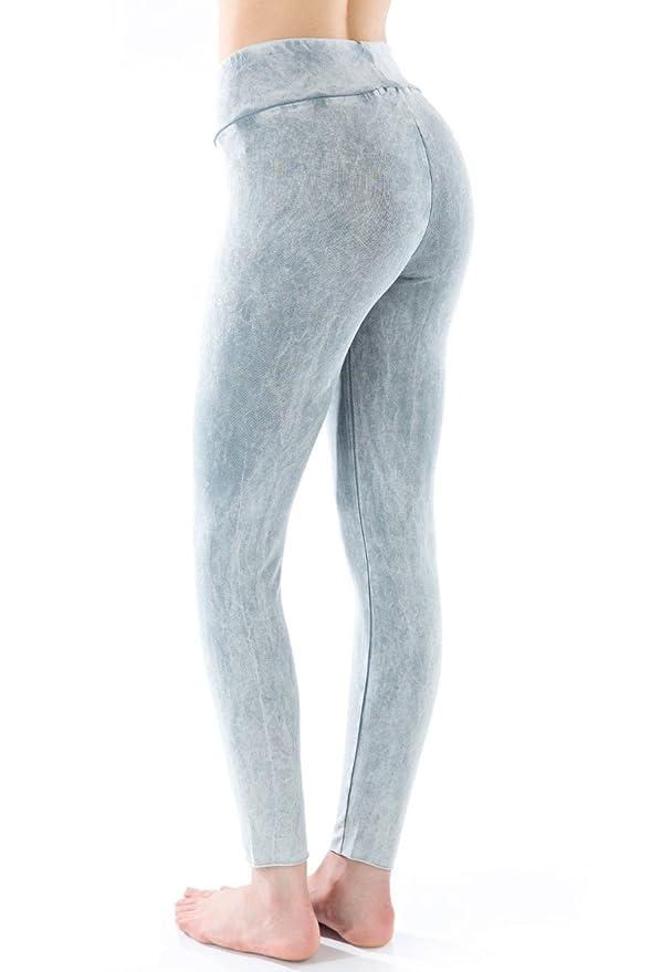 3fb46ec741 LVR Organic Basic Legging Womens Active Organic Yoga Leggings: Amazon.ca:  Clothing & Accessories