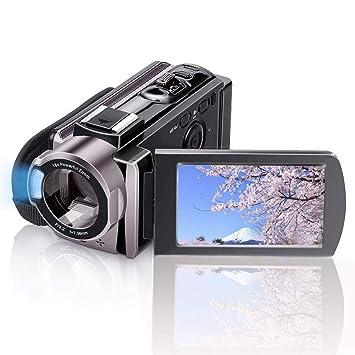 Amazon | ビデオカメラ Kenuo デ...