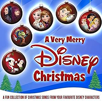 a very merry disney christmas va - Disney Christmas Music
