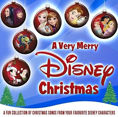 Very Merry Disney Christmas Merry Christmas Songs Disney