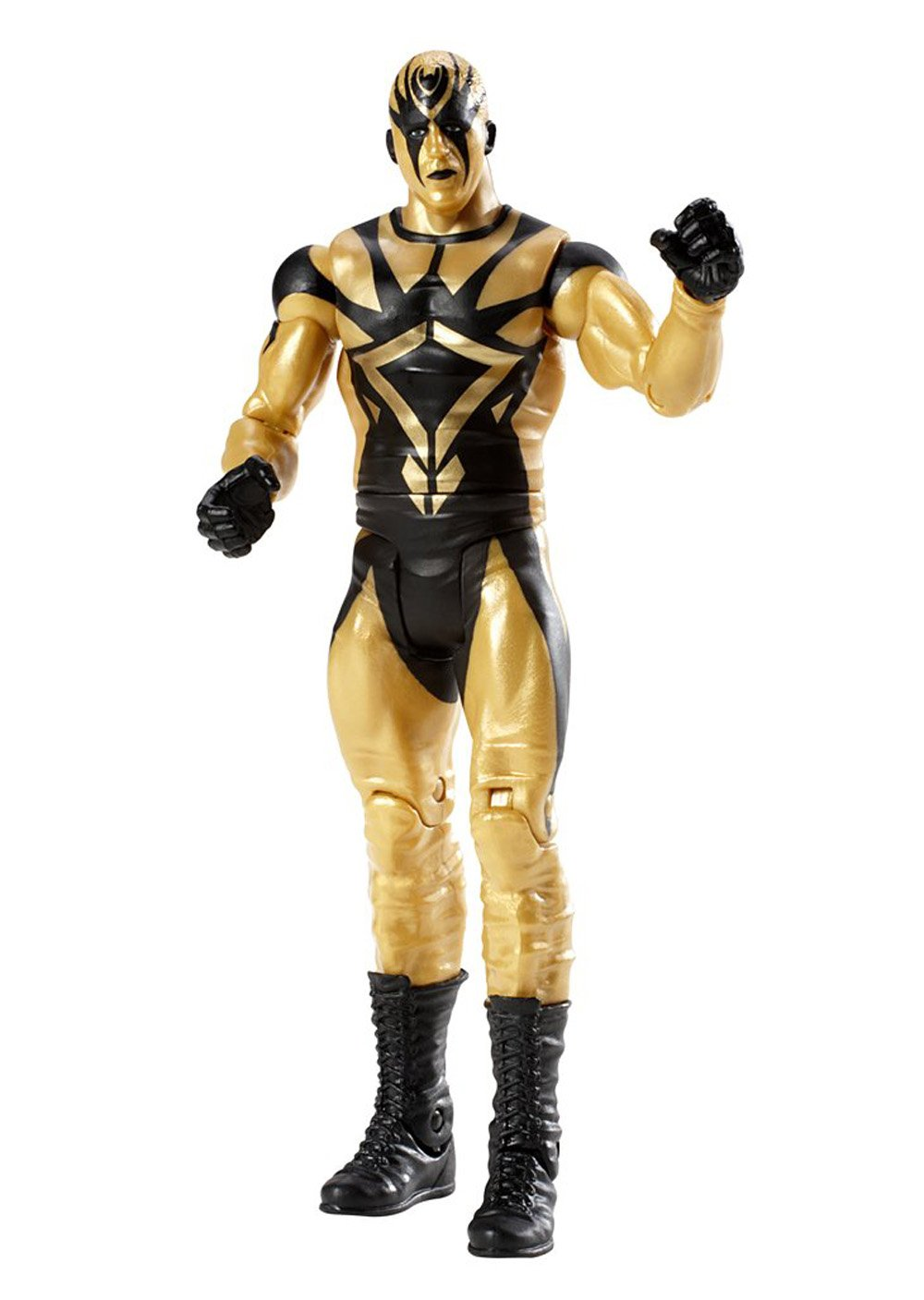 WWE Golddust Figure Series #4 by Mattel