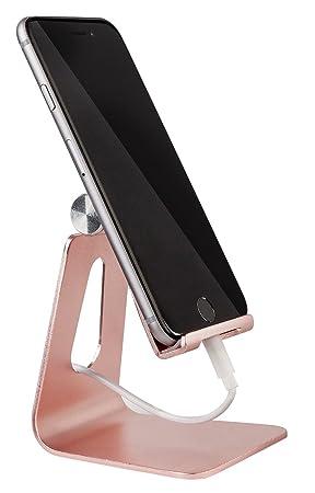 MyGadget Soporte Base Móvil para Smartphone en Aluminio Multi ...