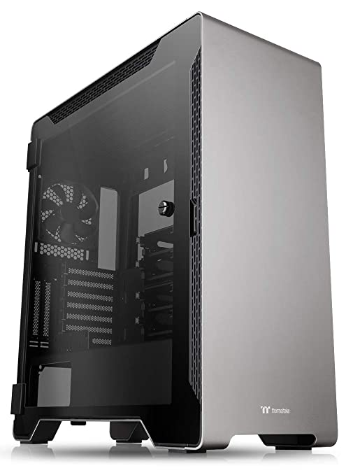 Amazon.com: Thermaltake Suppressor F31 ATX Torre Media Ultra ...