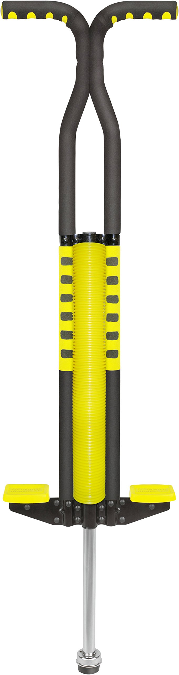 Flybar Master Foam Covered Yellow Pogo Stick from (80-160 lbs)