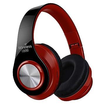 mailfourn - Auriculares de Diadema Plegables con Bluetooth 4.2 ...