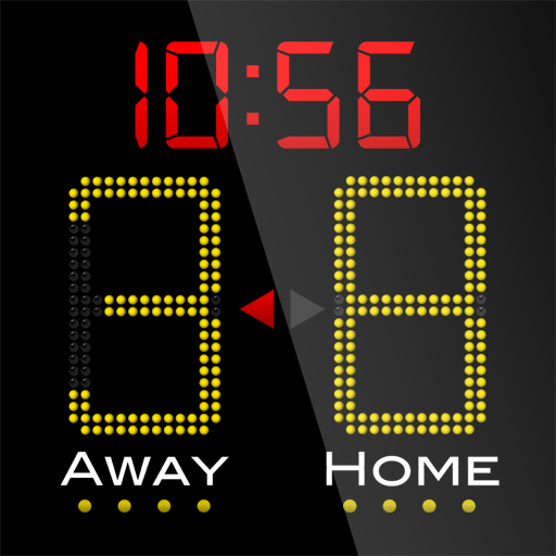 Basketball Scoreboard (Game Clocks Scoreboards)