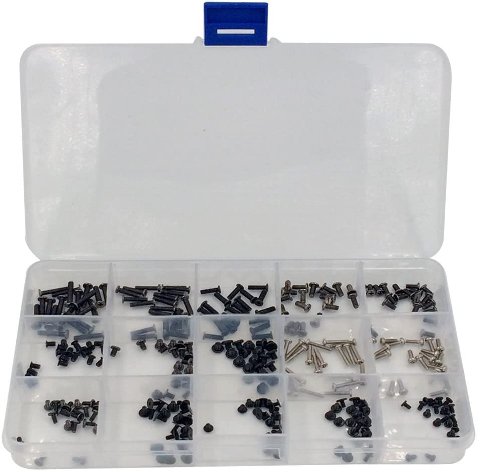 For IBM HP TOSHIBA SONY DELL SAMSUNG 300pcs Laptop Screws Repair Set Replacement