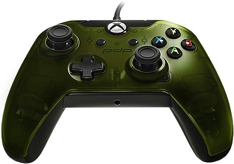 Pdp - Mando Licenciado Nueva, Color Verde (Xbox One): Amazon.es ...