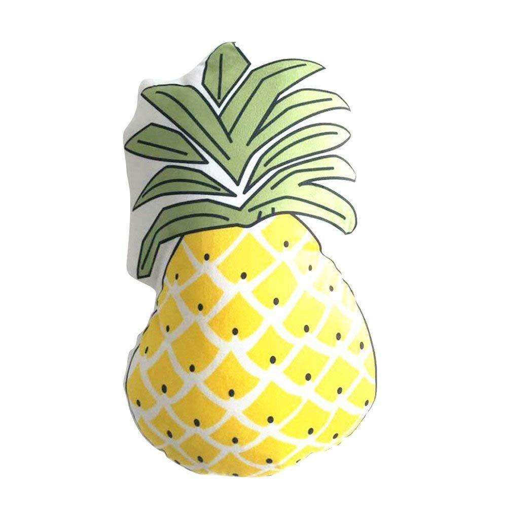 Pyhq Tropical Cactusスロー枕クッションソフトコットンの子供用/ソファ/ベッド/寮インテリア多肉植物ジャングル夏キュートキット 11.4