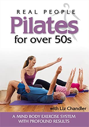 Pilates for Over 50s - Absolute Beginners DVD Reino Unido ...