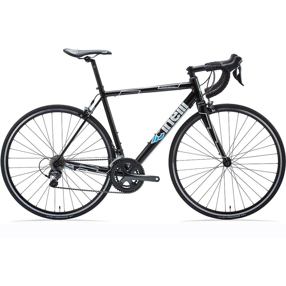 Cinelli Experience / Tiagra Completeロードバイク – ブラックSML B06XCNDHBR