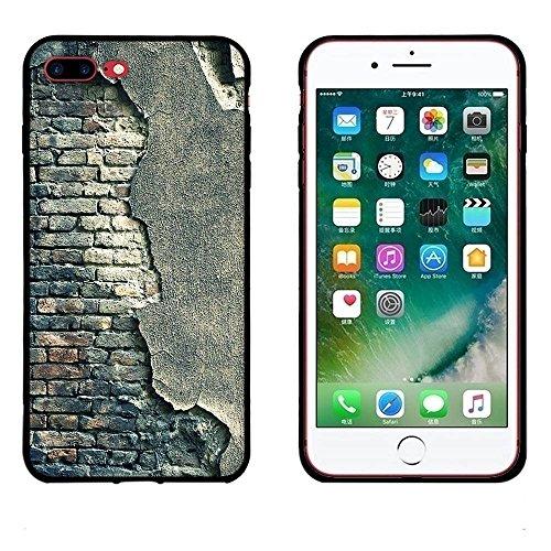 Funda iPhone 7 plus, FUBAODA [Flor rosa] caja del teléfono elegancia contemporánea que la manera 3D de diseño creativo de cuerpo completo protector Diseño Mate TPU cubierta del caucho de silicona suav pic: 19