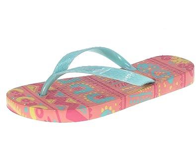 c8f65c41813 Beppi adolescent fille badelatschen séparateurs d Chaussons Tongs Plage Chaussures  Turquoise à motifs - Turquoise