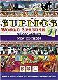 SUENOS WORLD SPANISH 1 CDS 1-4 NEW EDITION (Sueños)