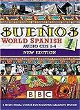BBC suenos world spanish 1 CD's 1-4