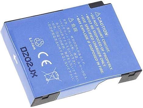 Akku Für Kodak Typ Klic 7002 3 7v Li Ion Elektronik