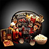 Motorcycle Gift: He's a Motorcycle Man Gift Basket