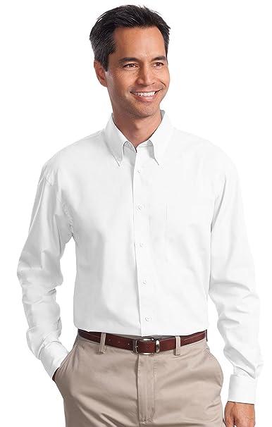 Poplin Shirt White XL