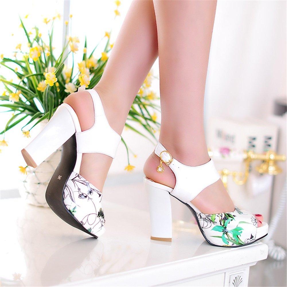 Zapatos de mujer Vestido PU Nuevo altos Verano Otoño Tacones altos ...
