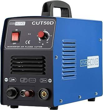 NEW PLASMA CUTTER 50A CUT-50D DC INVERTER WELDER DIGITAL METAL CUTTER ARC GOOD