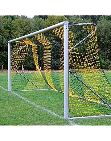 Tiefe Oben//unten Majestic Sport Fu/ßball//Handball Tornetz PP 3 x 2 m 80//100 mm 1 STK
