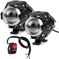 Prozor - Faros delanteros para motocicleta con interruptor